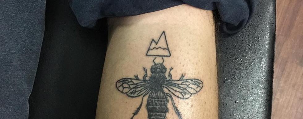 Mines Tattoo