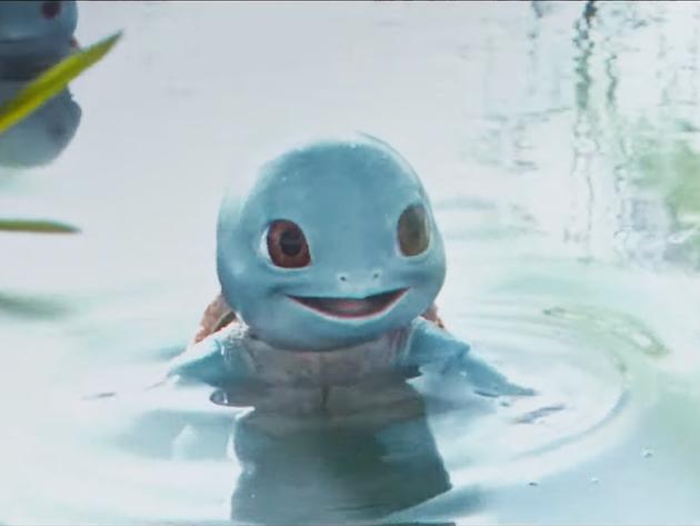 Pokémon 'Detective Pikachu'