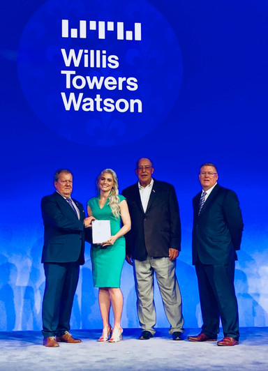 2018 Construction Safety Excellence Award Winner