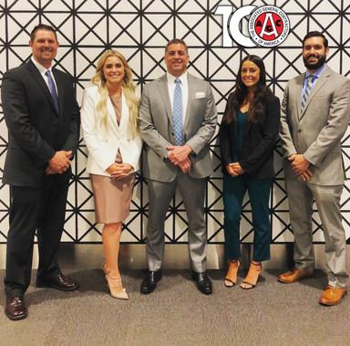 2019 CCSI Wins National Award at AGC Convention