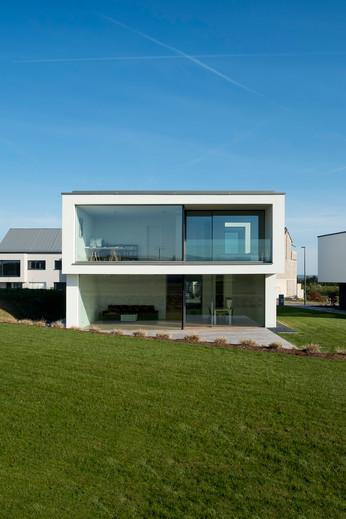 PASSIVE HOUSE BURDEN OBLIK SERGE SCHMITGEN ARCHITECTE LUPASSIVE HOUSE BURDEN OBLIK SERGE SCHMITGEN ARCHITECTE LU