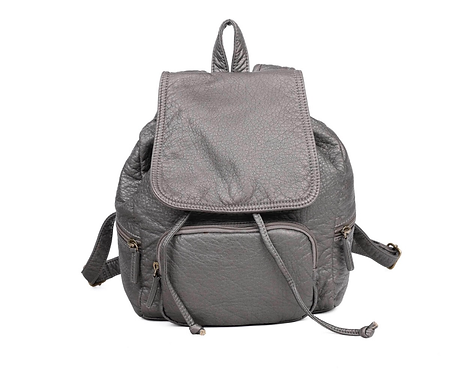 The Marion Backpack (gray or cream available)