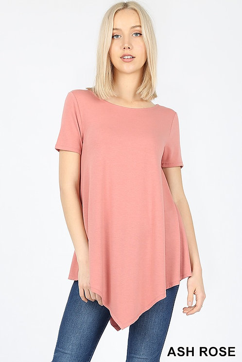 BOAT NECK TOP - 2 colors
