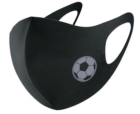 Sports mask - baseball and soccer