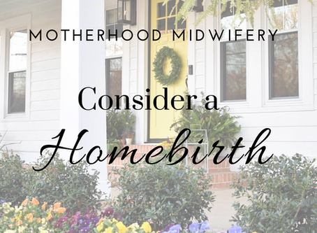 Why choose a homebirth with a midwife?