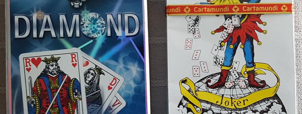 Jeu de cartes Manillen 32