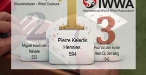 Ranking Kleurenwiezen - Whist Couleurs