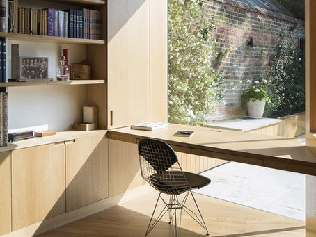 6 Home Offices That'll Make You Wish You Worked From Home Everyday