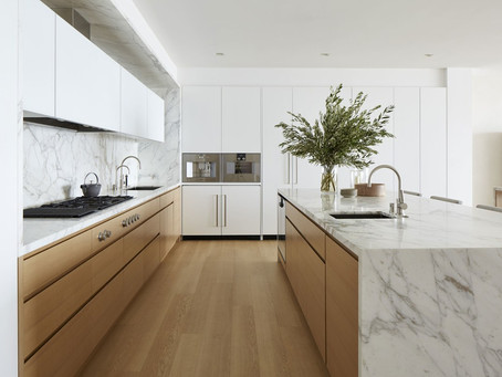5 Minimalist Kitchens You'll Love
