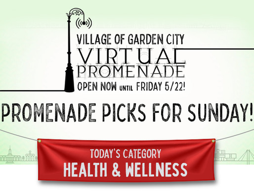Promenade Picks For Sunday