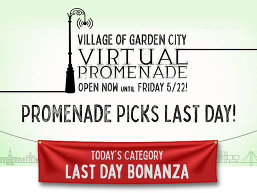 Last Day Promenade Picks