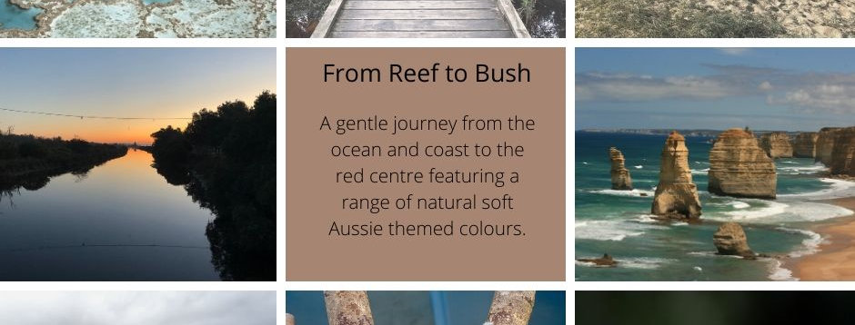 From Reef to Bush - Advent Kit 2020