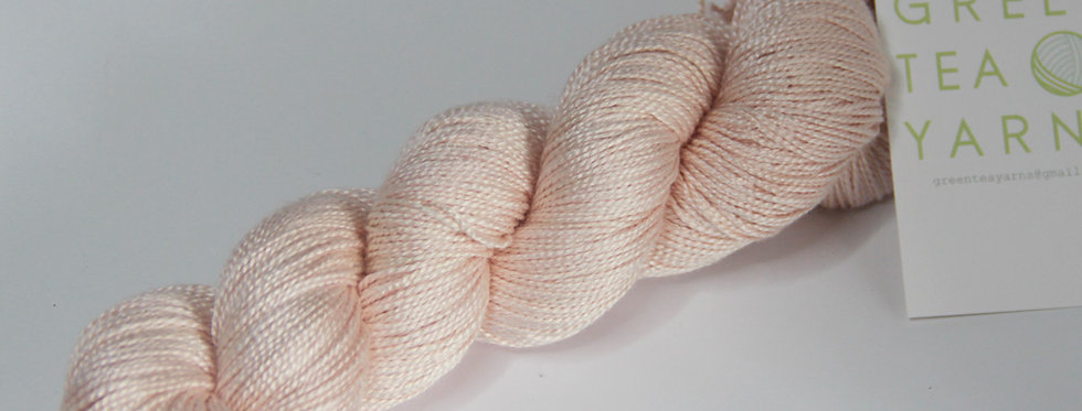She Sells Seashells - 3 ply in Mulberry silk
