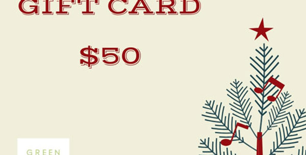 GTY GIFT CARD $50