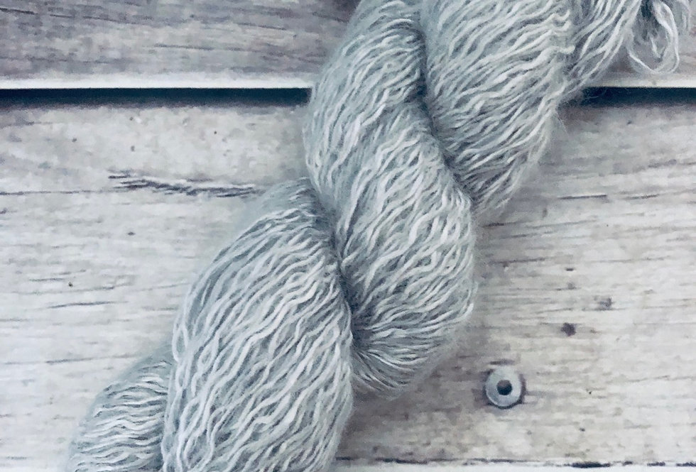 SilverCloud - 5 ply - Silk, Mohair and Nylon