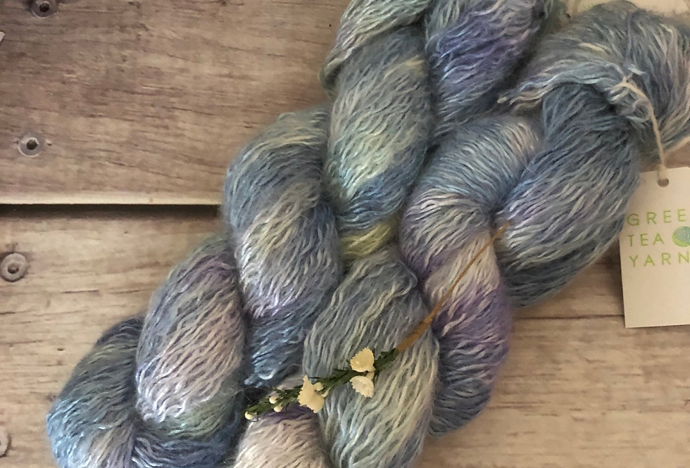Meadow Lark - 5 ply - Silk, Mohair and Nylon