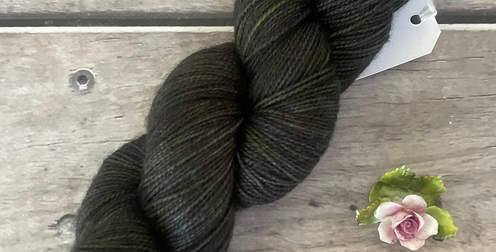 Forest Floor - Earl Grey - 4 ply BFL