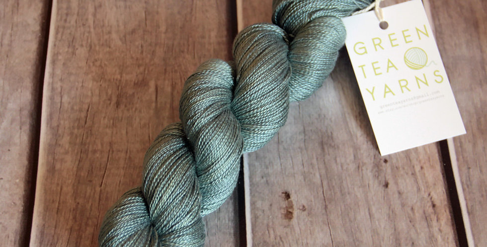 Under the Kurrajong Tree - 3 ply in Mulberry silk