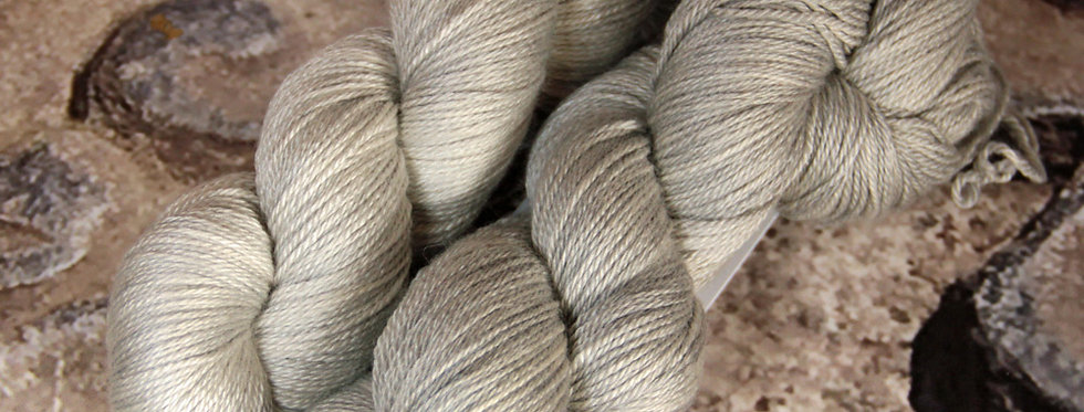 Silvercloud- 4 ply in silk and merino