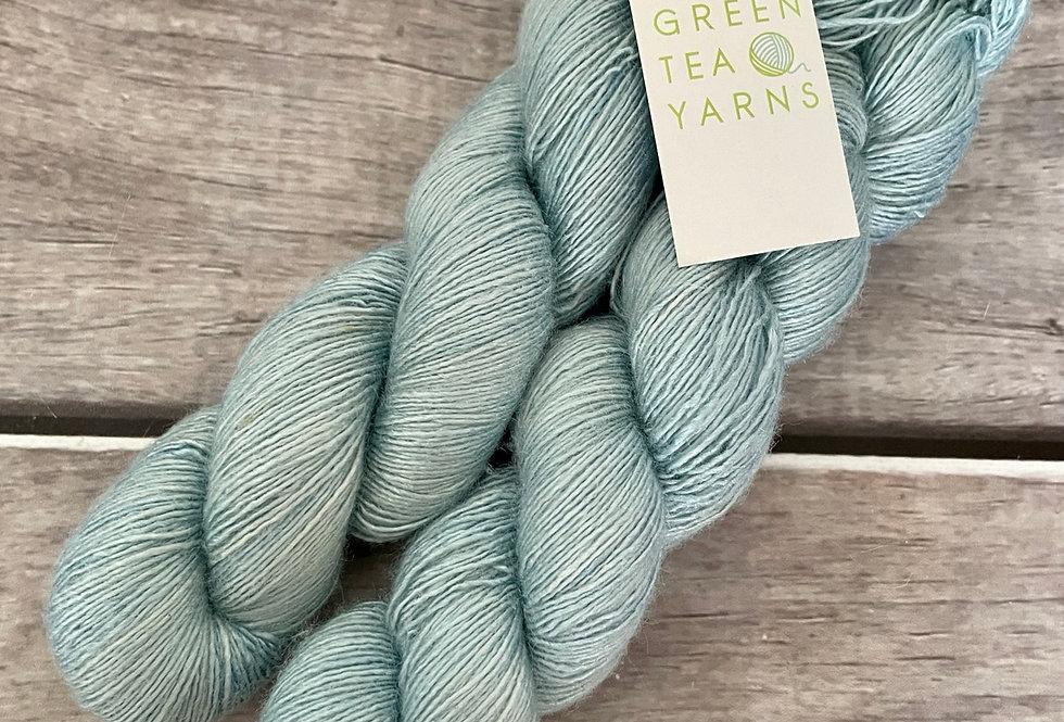 Sea Breeze - lace Tussah silk - Ujicha