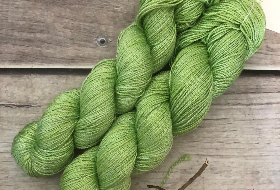 Kiwi - 4 ply silk  - Ginseng f