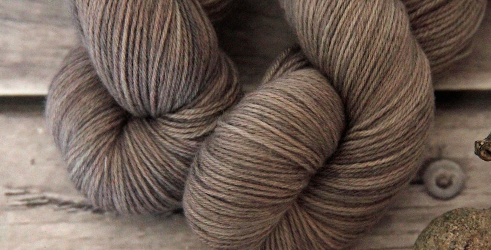 Gum Nuts - 4 ply sock yarn in merino & nylon