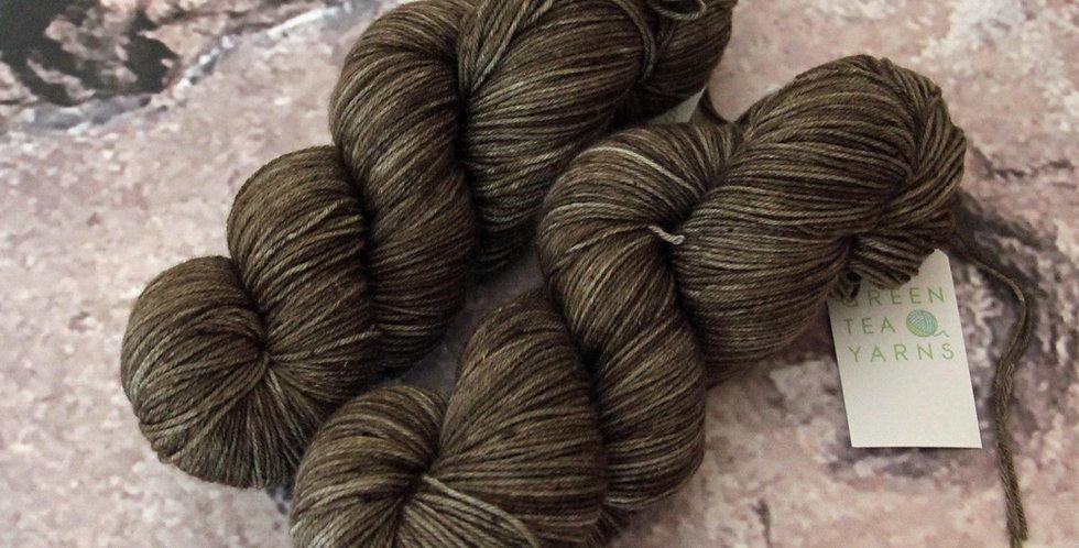 Spice Trade - 4 ply sock yarn in merino & nylon