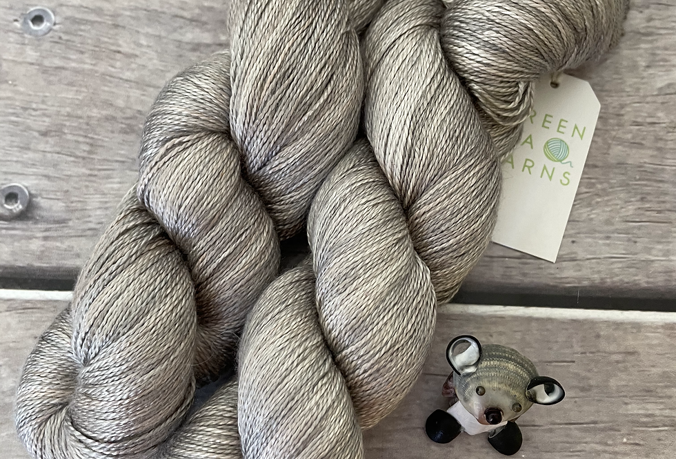 Oysters on the Bay - 3 Ply Silk