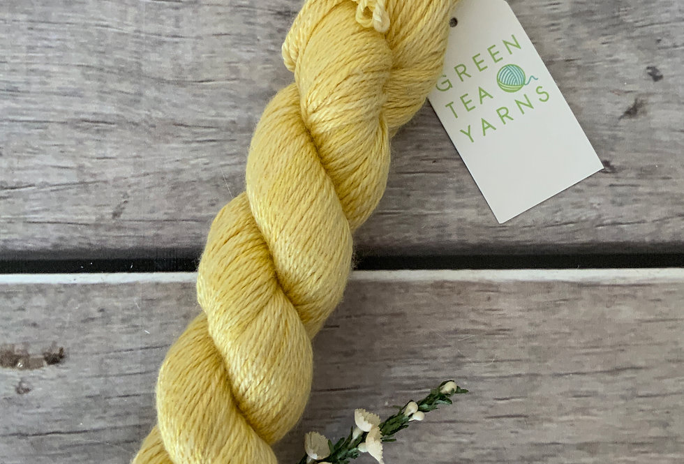 Butter Me Up - 4 ply in silk & merino