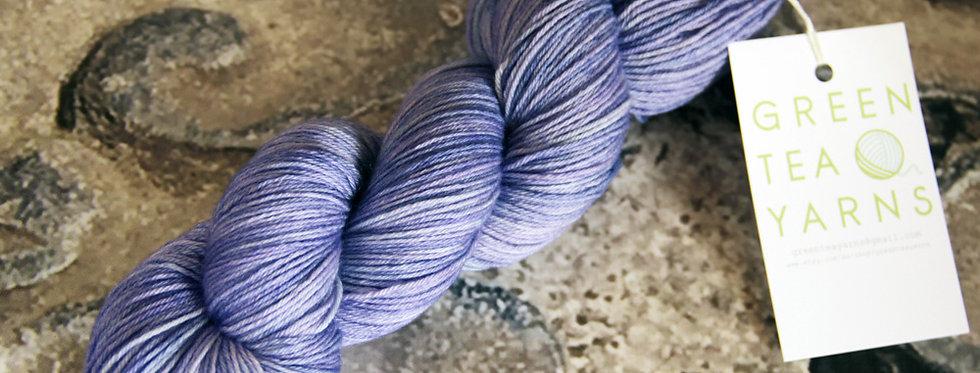 Hyacinth - 4 ply sock yarn in merino & nylon