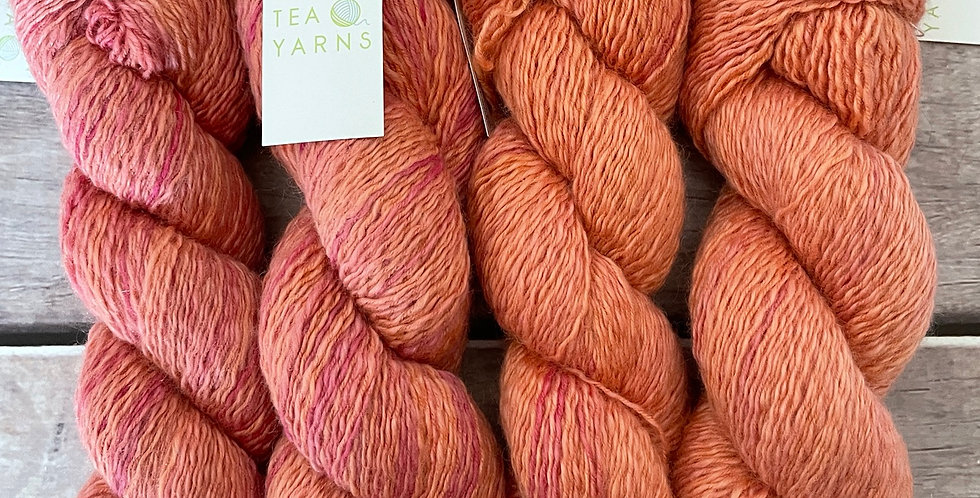 Starfish - 5 ply mohair and merino - Myrtle