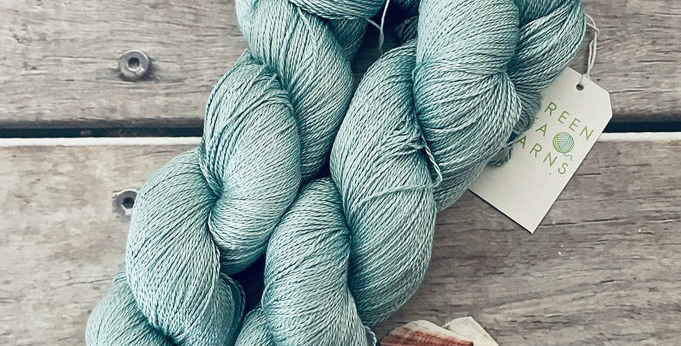 Sea Breeze - 3 ply in Mulberry silk