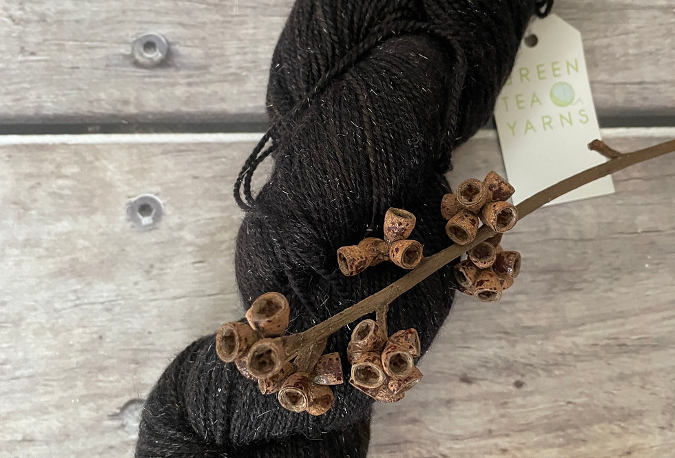 Wongulla Nights - sparkle sock yarn in merino & nylon