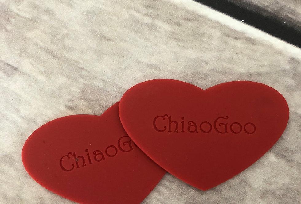 ChiaGoo rubber tighteners