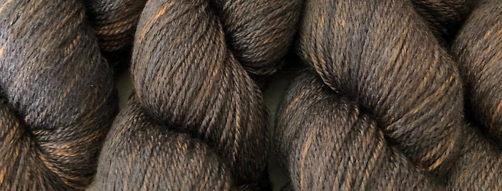Split Personality - 4 ply in silk and merino - Discounted