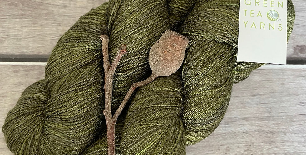 Banksia - 1 Ply in Tussah Silk 50gms - Chai