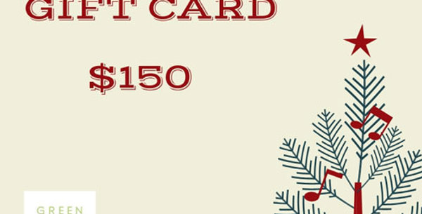 GTY GIFT CARD $150