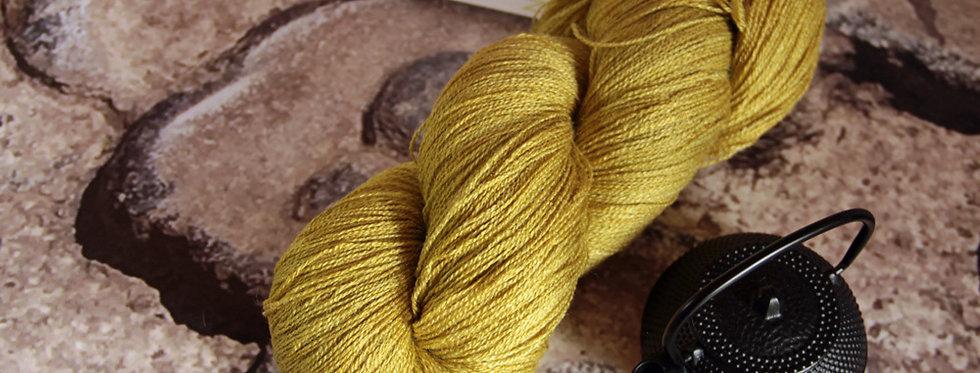 Jade Bracelet - 1 Ply in Tussah Silk