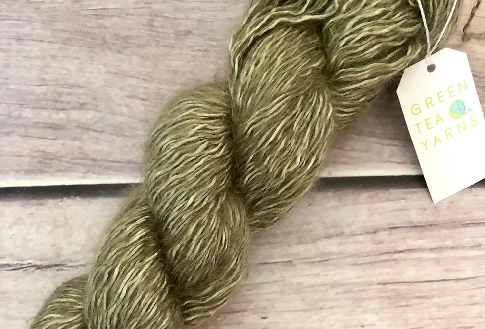 Native Sage - 5 ply - Silk, Mohair and Nylon