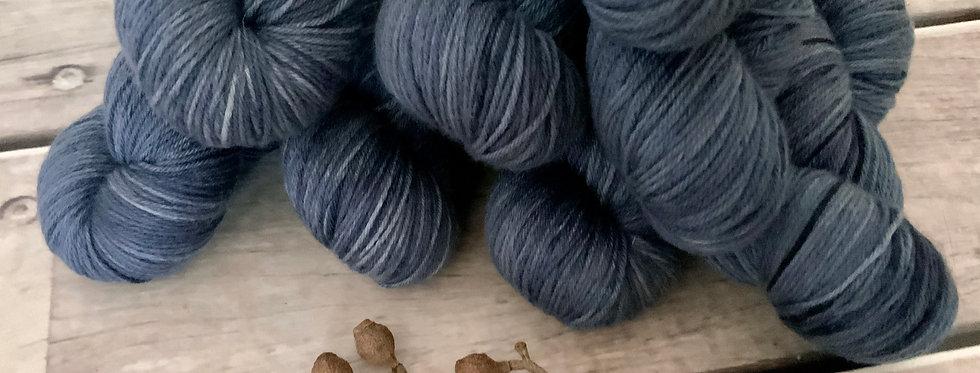 Nerves of Steel - 4 ply sock yarn in merino & nylon