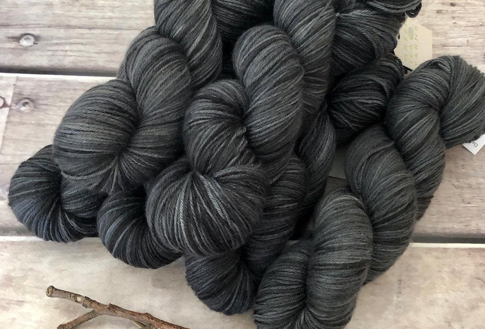 Fallen Ashes - sock yarn in merino & nylon