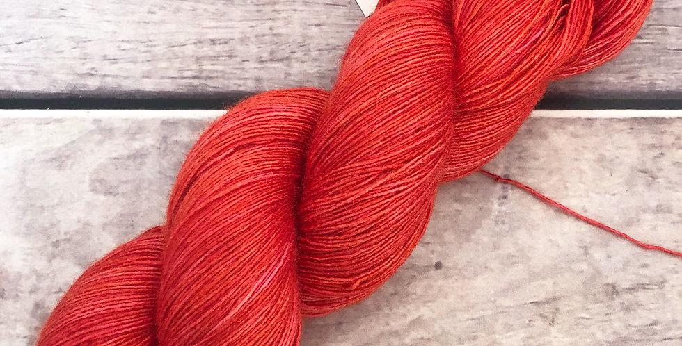 Coraline Tide - lace Tussah silk - Ujicha