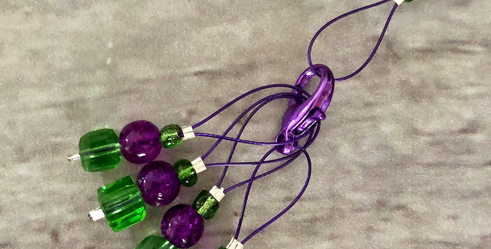 Down the Yarn Hole Stitch Markers