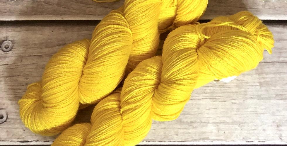 Acid Rush ooak - 4 ply sock yarn in merino and nylon