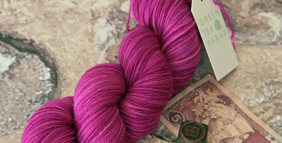 Dragonfruit - 4 ply sock yarn in merino & nylon