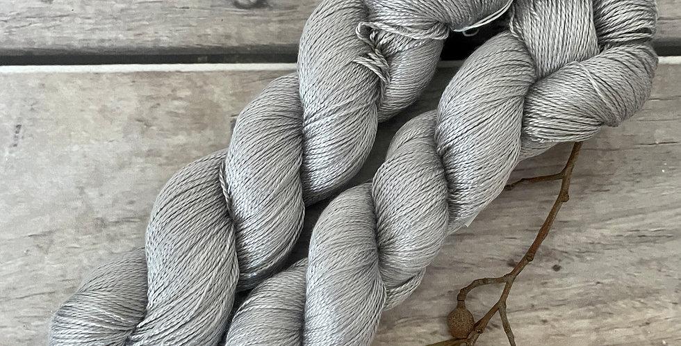 Silvercloud - 4 ply mulberry silk single -Rougui