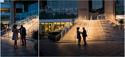 Uptown Charlotte Engagement Session025