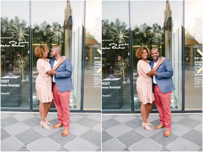 Horrace & Tasman: Charlotte Engagement Photography