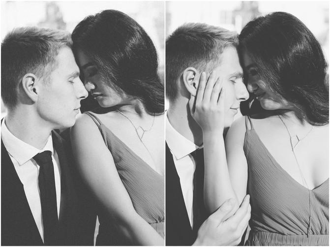 Ang & Ryan: Charlotte Engagement Photography