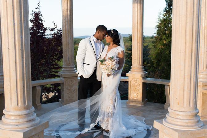 Mario + Miranda: Charlotte Wedding Photography: Aria Banquet and Weddings, Prospect, CT